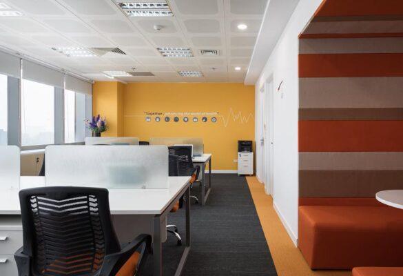 Thiết kế văn phòng nhỏ, tưởng dễ mà khó.
